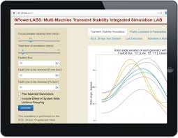 rpowerlabs web based power system analysis and simulation