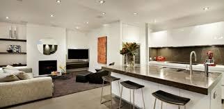 Kitchen Room Ideas Living Room Kitchen Open Space Design Build Ideas