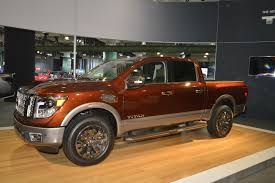 nissan truck 2016 all new 2017 nissan titan myautoworld com