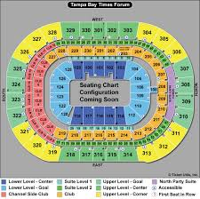 Allphones Arena Floor Plan Amalie Arena Seating Picture And Images
