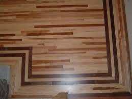 Hardwood Floor Border Design Ideas Wood Floor Designs Modern Hallway Decoration Design Ideas