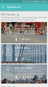 New York City Marathon Map by New Nyc Marathon Fitbit Adds Adventure Challenges A Series Of