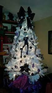 skellington tree nightmare before
