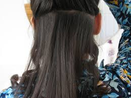 Tap In Hair Extensions by How To Apply Tape Hair Extensions