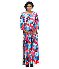 ziva maternity wear buy ziva maternity wear multi color cotton maternity online at