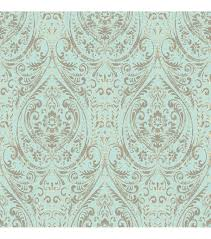 wallpops nuwallpaper nomad damask peel and stick wallpaper joann