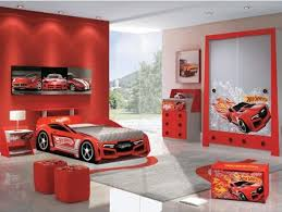 Red Bedroom For Boys Accessories Idea To Make Cozy Bedroom For Boys