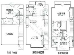 three story home plans plans 3 story home plans