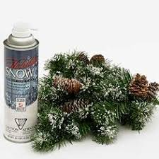 how to flock a tree white spray paint wall textures