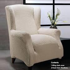 chair slipcovers canada top wing chair slipcovers canada f52x in decorating home