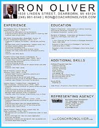 Job Coach Resume Coach Resumes Daily Resume Styles Examples Advertising Account