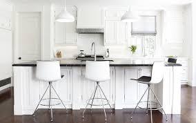 Designer Kitchen Stools Kitchen Exquisite White Traditional Kitchen White Modern Bar