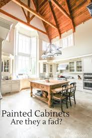are white kitchen cabinets just a fad is kitchen cabinet painting a fad tucker