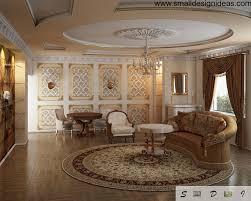 Luxurious Decorative Element Classic Interior Design Style Classicism Style