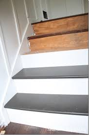 Stair Tread Covers Carpet Week 20 How To Install New Stair Treads Stair Treads