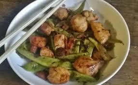 cuisiner des haricots plats recettes de haricots plats et de sauce soja