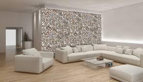 Natursteinwand Wohnzimmer Ideen Fototapete Steinmauer Wohnzimmer Ruhbaz Com
