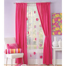 Fuchsia Pink Curtains Some People Especially Love Polka Dots Curtains