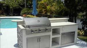 Kitchen Island Kits Wonderful Kitchens Great Awesome Outdoor Kitchen Island Kits For