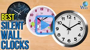 silent wall clocks top 10 silent wall clocks of 2018 video review