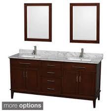 Bathroom Vanities 4 Less Chestnut Finish Bathroom Vanities Vanity Cabinets For Less