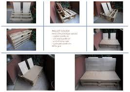 fabriquer un canap en palette génial fabriquer salon de jardin idées de salon de jardin