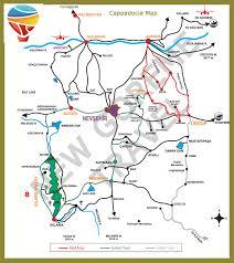 Maps Air Museum 8 Short But Sweet Cappadocia Hikes Atlas U0026 Boots