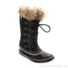 womens sorel boots in canada s boots canada brilliant sorel joan of arctic black