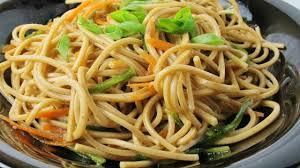 noodle salad recipes oriental cold noodle salad recipe allrecipes com