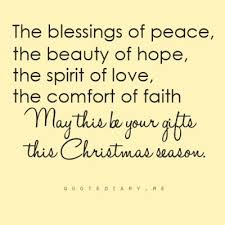 the blessings of peace the of the spirit of
