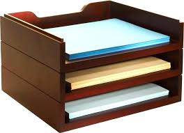 Desk Drawer Organizer Trays Paper Organizer For Desk Bethebridge Co