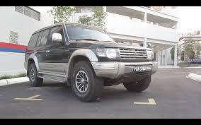 mitsubishi pajero interior 1995 1994 mitsubishi pajero v6 start up full vehicle tour and quick