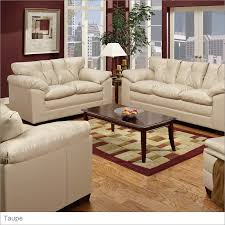 Simmons Upholstery 6569 Sebring Bonded Leather Sofa By Simmons Upholstery And