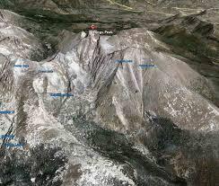 Rocky Mountain Map Rocky Mountain National Park U2013 Wildfire Today