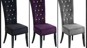 beautiful high back chairs for dining room contemporary home