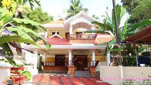 interior and exterior photographs of a finished house kerala
