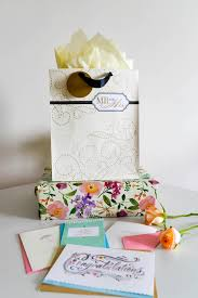 wedding gift message my wedding season with hallmark walgreens s bliss