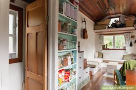 interiors of tiny homes tiny house pictures in our tiny trailer house one year on