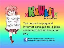 imagenes de monitas kawaii kawaii tus padres no pagan el internet para que te la jales con