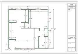 house plans with dimensions stylish floor plans autocad autocad house plans with dimensions