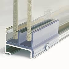 Shower Door Bottom Guide Bypass Door F Series Daiek Door Systems