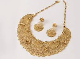 gold necklace collection images Necklace set gold necklace collection kolkata shyam sundar co jpg