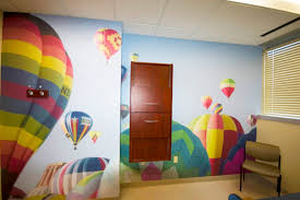 Pediatric Room Decorations Healthcare Installations Fine Art Photography