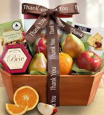 shiva baskets thank you gift basket 1800baskets 93683