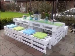 tables made from pallets picnic table made from wooden pallets 50 classic ideas for your