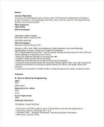 digital marketing resume entry level digital marketing resume marketing resume sles for