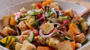 ina u0027s panzanella salad recipe food network
