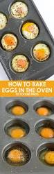 How To Cook A Sweet Potato In The Toaster Oven Best 25 Oven Baked Eggs Ideas On Pinterest Egg Recipes For