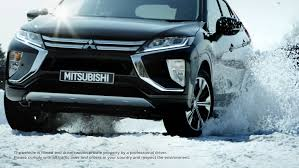 mitsubishi crossover models eclipse cross my18