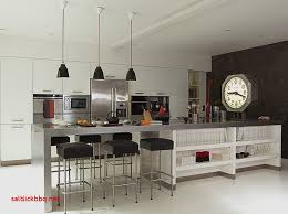 meuble cuisine ilot meuble de cuisine ilot central pour idees de deco de cuisine luxe